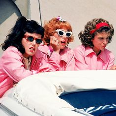 Pink ladies  #sassyinspo #grease