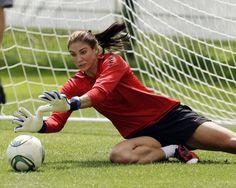 5-Phase Women's Soccer Goalie Training Program   STACK 4W