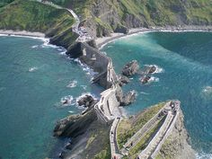 Spain / Basque Country / Isla Aketx