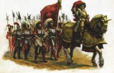 A Regiment of Imperial Soldiers