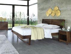 Copeland Furniture Contour Bed