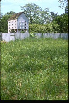 dovecote at colonial williamsburg