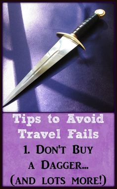 Travel fails happen...but they don't have to, if you learn from my mistakes!