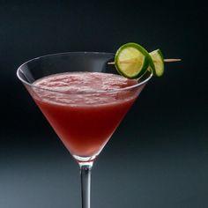 Daikiri od lubenice - Kuvarancije Coctails Recipes, Daiquiri, Martini, Drinks, Tableware, Glass, Drinking, Beverages, Dinnerware