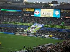 Seattle Sounders what a crowd