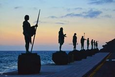 The 'Guanches', Candelaria, Tenerife, Canary Islands, Spain