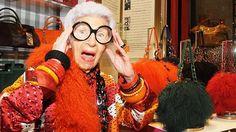 Iris Apfel is vandaag 96 lentes jong geworden.  Een kleine ode op de site aan dit kleurrijke mode-icoon. #hiephiep #irisapfel #fabulousateveryage #linkinbio  via HARPER'S BAZAAR HOLLAND MAGAZINE OFFICIAL INSTAGRAM - Fashion Campaigns  Haute Couture  Advertising  Editorial Photography  Magazine Cover Designs  Supermodels  Runway Models