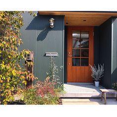Entrance, Garage Doors, House Design, Outdoor Decor, Home Decor, Entryway, Decoration Home, Room Decor, Doorway