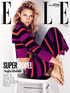 ELLE-UK---July-MODEL-COVER-Anja-Rubik-BLOG.jpg (591×785)