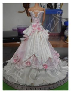 Doll Cake Dress . . .beautiful!