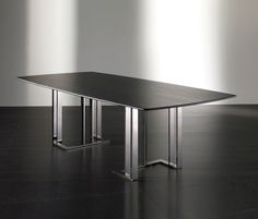 Dining tables | Tables | Chaplin Table | Meridiani | Andrea. Check it on Architonic