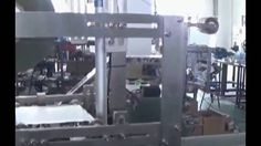 pyramid filtering bag machine with outer bag packing machine