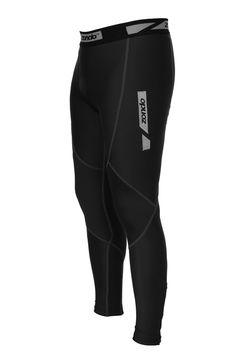 Zondo Active Running Tights (Slate Grey) £35