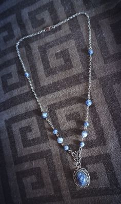 """""""Perchance to See"""" necklace - Creative Treasures Jewelry"""