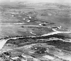 fotos antigas bairro de pinheiros -encontro dos rios Pinheiros e Tietê