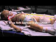 The Alissa Guernsey Story - Graphic Images