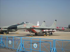 Indian Air Force MiG-29 Baaz (Hawk) Varient