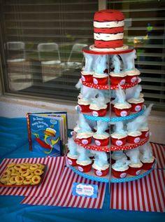 @jennglenn Dr. Seuss party ideas maby an idea for girls