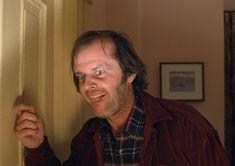 Jack Nicholson Animated GIF. Knock, knock... Jack Torrance. The Shining!