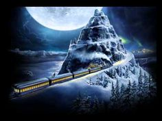 The Polar Express ; they have a polar express thing in Colorado for little kids near Christmas time Christmas Music, Christmas Quotes, Christmas Movies, Christmas Carol, Holiday Movies, Christmas Time, Christmas Express, Christmas Foods, Christmas Ideas