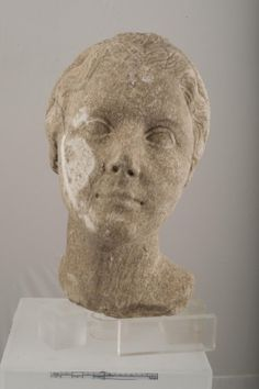 Archaeologists excavating at Fiumicino have recovered a well-preserved bust of a young female member of the Julio-Claudian family. The resemblance to the Emperor Augustus is so striking that the statue has been identified as his only child Julia, whose scandalous conduct - perhaps caused by the numerous dynastic marriages arranged by her father - brought about her exile on the island of Pandateria (Ventotene). Julia was starved to death on the accession of her ex-husband Tiberius in AD 14.