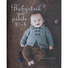 Babystrik på pinde 3,5-4 - Ecosia
