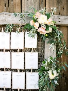 Photography: Jen Rodriguez Photography - jen-rodriguez.com Floral Design: Jenny McNiece Flowers - jennymcnieceflowers.com Venue: Holland Ranch - thehollandranch.com Read More on SMP: http://www.stylemepretty.com/california-weddings/2015/09/17/refined-rustic-elegant-wedding-at-holland-ranch/