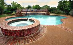 pool decks with brick edging - AT&T Yahoo Search Results