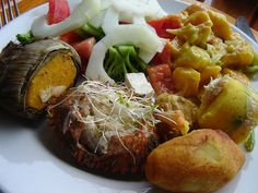 Recommended Dining in Lima, Peru ~ The Buffet at Restaurante Mangos in Larcomar, Miraflores