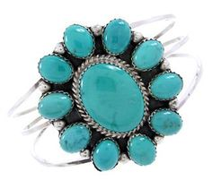 $200 #Turquoise Navajo Jewelry Sterling #Silver Cuff #Bracelet