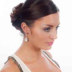 Wentworth Crystal Earrings | Wedding Earrings