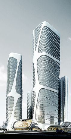 Foshan New City Mass Transit Center - amphibianArc Architects - Foshan, China