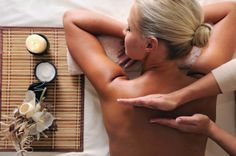 Swedish #massage: with long strokes to #muscles and attention to #joint mobility.
