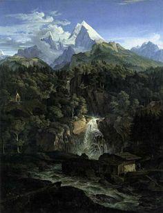 Adrian Ludwig Richter (1803-1884) http://ift.tt/1cr9mL9