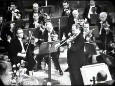 David Oistrakh - Mozart - Violin Concerto No 4 in D major, K 218