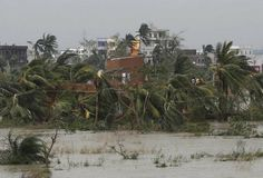 Preliminary precautions saved thousands of lives, but the economic damage from Cyclone Phailin is expected to be severe.