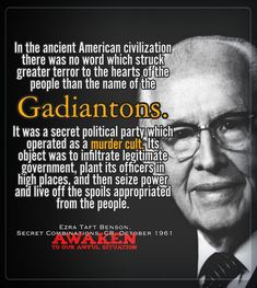 Ezra Taft Benson, Gadiantons, Secret combinations, awaken to our awful situation - It's happening in our time too! Prophet Quotes, Gospel Quotes, Mormon Quotes, Lds Quotes, Great Quotes, Lds Memes, Church Quotes, Saint Quotes, Political Quotes