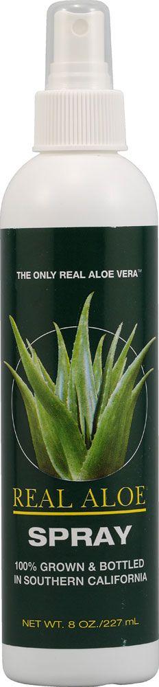 Real Aloe Inc Aloe Vera Spray