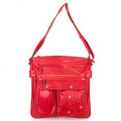 My latest bag, but mine's in a greenish-blue hue