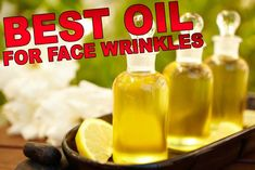 Which Oil Is Best For Face Wrinkles? When it comes to anti-aging skin care products, the options are endless. However, if you prefer going au naturel with your Argan Oil Benefits, Argan Oil Hair, Face Wrinkles, Dry Scalp, Best Oils, Moroccan Oil, Hair Regrowth, Moisturiser, Damaged Hair