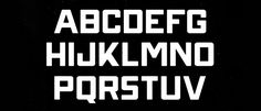 Lost Type Co-op   ONRAMP. A Bold addition to any project, this ultra readable sans serif radiates 'badass'. Font includes an extensive set of accent characters, and symbols not found in most faces.