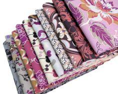 Fat Quarter Bundle - ROCK 'N ROMANCE - Art Gallery Fabrics - Dreammaker palette - 10 fat quarters