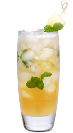 The Little Black Dress Pineapple Honey Vodka Mojito... created by women for women. Only 215 calories