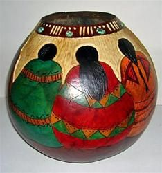 Gourd Art, Gourds, Art Gallery,  Contemporary, Collectible Fine Art, Gourd, Fine Art, Native American, Southwest Art, Gallery, Southwestern,...