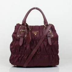 88dd5c96afb2 Prada bags and Prada handbags Prada 1792 Crimson Totes 325