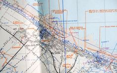 map of D-Day's Sword beach in the British sector where troops came ashore, dated May 20, 1944, colour-coded for known & suspected enemy positions, purchased from a descendant of a senior military officer who was involved in Operation Overlord