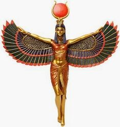 Wisdom Chronicles: The Great Goddess Isis: Lover, Mother, Healer and Mistress of Magic