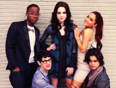 Victorious cast members