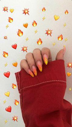 Edgy nails February 05 2020 at Edgy Nails, Aycrlic Nails, Stylish Nails, Nail Manicure, Trendy Nails, Swag Nails, Summer Acrylic Nails, Best Acrylic Nails, Vintage Nails