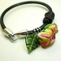 Šperk / Zboží prodejce jibadu   Fler.cz Personalized Items, Bracelets, Leather, Jewelry, Jewlery, Jewerly, Schmuck, Jewels, Jewelery